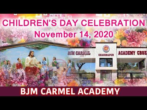 "BJM CARMEL ACADEMY CHILDREN'S DAY CELEBRATION ""NEVER GIVE UP - CHASE CORONA"""