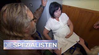 Gefahr für ungeborenes Baby? Schwangere bricht zusammen! | Auf Streife - Die Spezialisten | SAT.1 TV