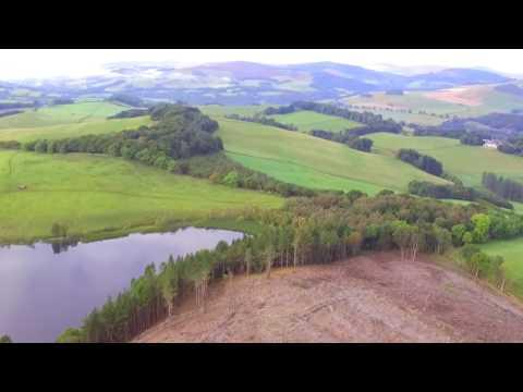Cauldshiels Loch, Scottish Borders