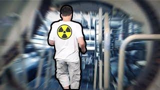 Залез в Реактор на АТОМНОЙ СТАНЦИИ!