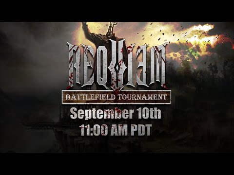 Requiem Battlefield Tournament Finals