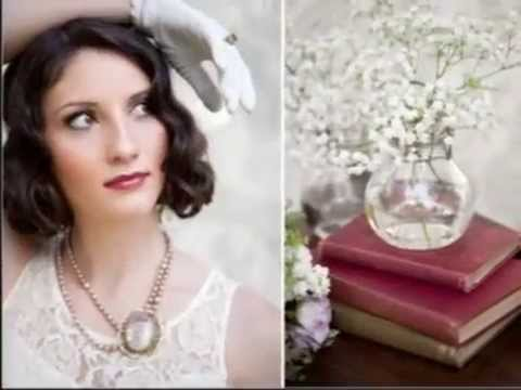 DIY Vintage Wedding Ideas