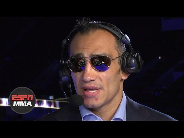 Tony Ferguson on win vs. Donald Cerrone, potential fight with Khabib | UFC 238 | ESPN MMA