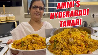 AMMI'S HYDERABADI TAHARI