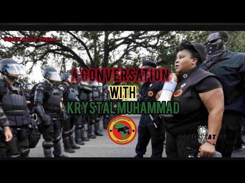 A Conversation With Krystal Muhammad