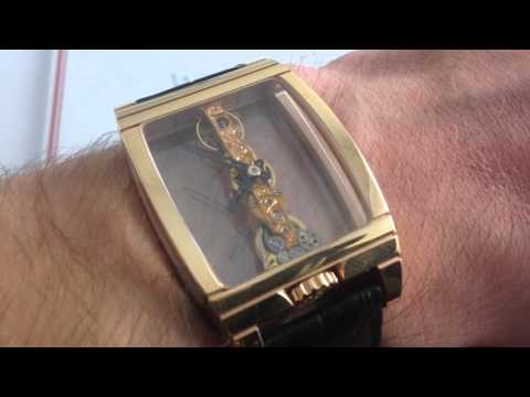 Corum Golden Bridge Luxury Watch Review