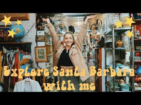 Explore Santa Barbara with me! ||  Luna Montana