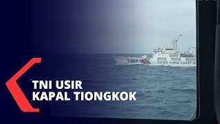 TNI Patroli di Natuna: 49 Kapal Nelayan Tiongkok Diusir