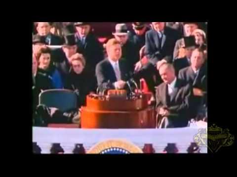 "John F Kennedy ""Ask Not..."""