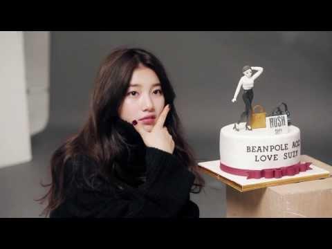 BEANPOLE ACC X SUZY! W KOREA 화보 촬영 현장 공개!