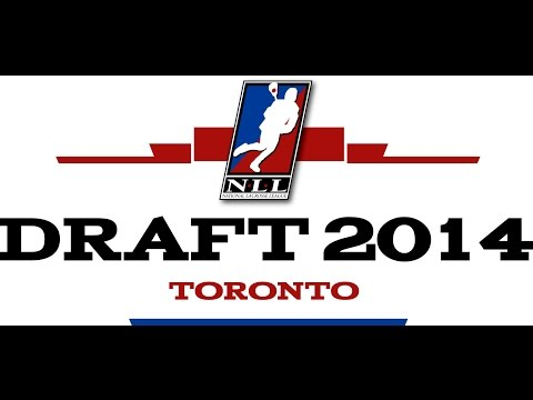 National Lacrosse League: 2014 NLL Draft