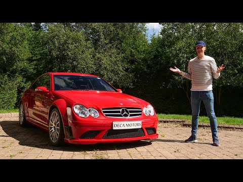 [Time To Buy?] Mercedes CLK63 AMG Black Series