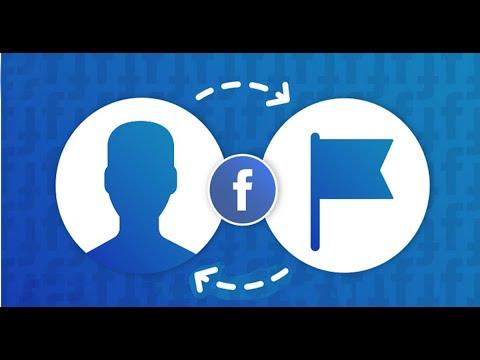 Cách Chuyển Đổi Fanpage Facebook thành Frofile Cá Nhân Update mới nhất 2021