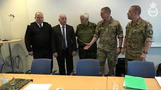 Hilsen fra Landsrådsmøde med Hjemmeværnets nye ledelse