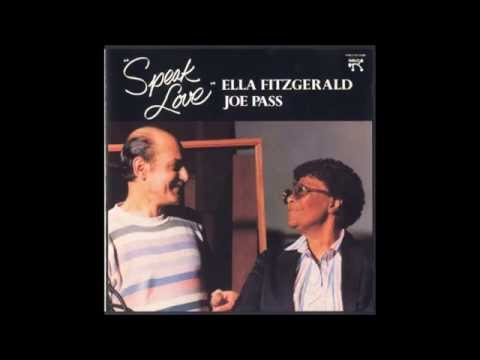 Ella Fitzgerald & Joe Pass - Girl Talk