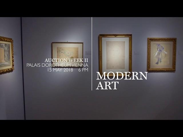 Dorotheum - Modern Art Preview 2018