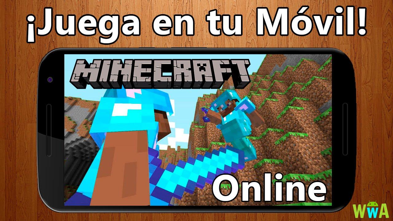 minecraft jugar sin descargar ni pagar