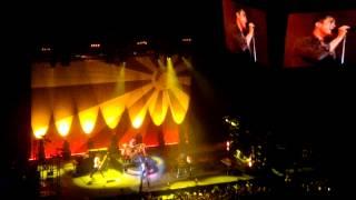 Keane - Everybody's Changing @Arena Monterrey 2012
