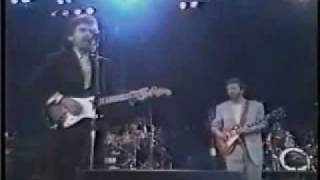 While my guitar gently weeps - George Harrison, Ringo Starr, Elton John, Phil Collins, Eric Clapton