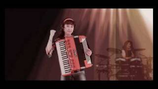 Rock Accordion Music - Spanish Gypsy Dance & Serenade Arranged by Annie Gong