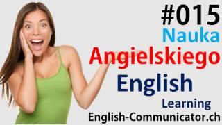 #15 Kurs języka angielskiego Słownictwo English Bochnia Kobyłka Opole Stargard Szczeciński speaking