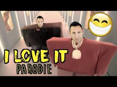 Lil Pump & Kanye West - I Love It PARODIE