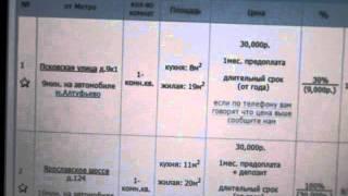 Аренда квартир в москве без посредников WWW.CIAN.RU(, 2011-12-18T13:39:58.000Z)