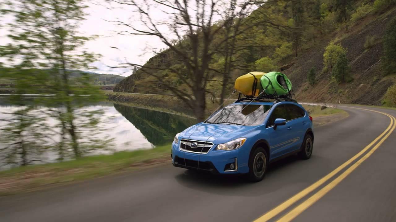 2016 Subaru Xv Crosstrek Overview