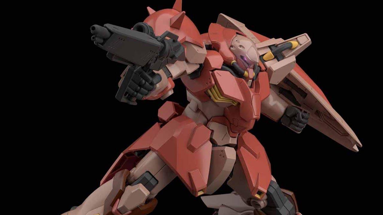 HG 1/144 メッサ―F01型、2020年07月04日発売予定!!