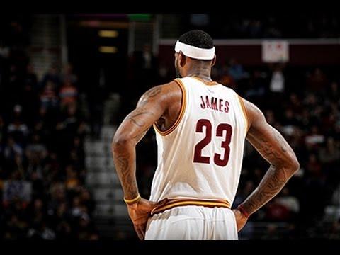 2015 All-Star Top 10: LeBron James