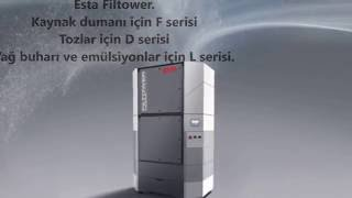 Filtower F-200 filtre kulesi demo videosu.