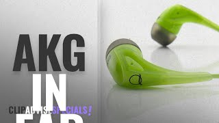 Top10 Akg In Ear [2018]: AKG Q350 In Ear Headphones, Quincy Jones Signature Line
