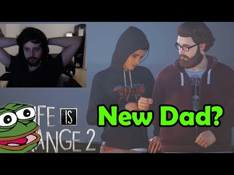 WE CAN HUG THE NEW DAD - Life is Strange 2 Part 3 thumbnail