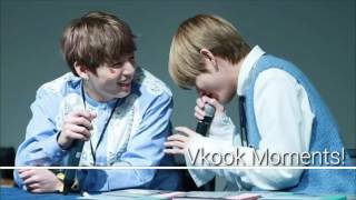 vkook moments