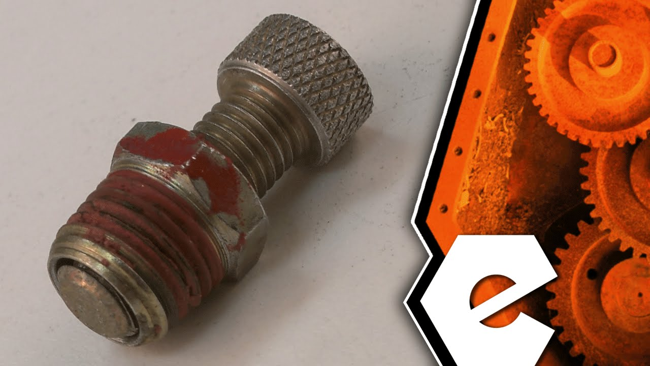 How To Replace The Drain Valve On An Air Compressor Youtube