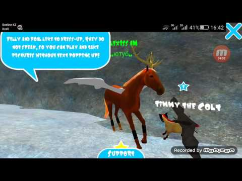 Игра про лошадей со - Star Stable