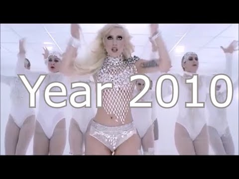Best Songs of the Year 2010  Top 100