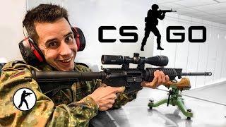 Оружие Из Cs:Go В Реальной Жизни