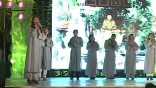 Pháp viện thánh sơn  ca nhạc mừng Phật đản  2556  8