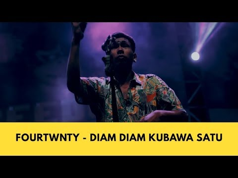 Fourtwnty - Diam Diam Kubawa Satu Live At Freedom Phase 11