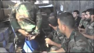 Последние новости .  Сирия .  Боевиков продолжают оттеснять вглубь кварталов  !
