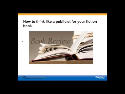 Marketing & Publicity For Independent Authors: Get More Buzz For Your Book - DCL LSW