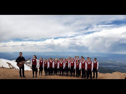 """America The Beautiful"" - Shenandoah Valley Children's Choir"