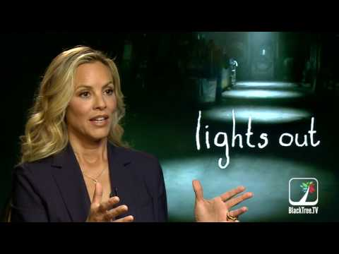 LIGHTS OUT interview w/ Maria Bello