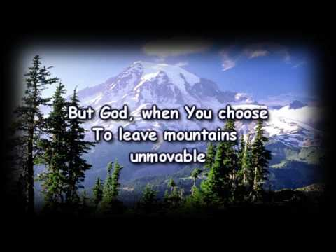 Even If - MercyMe - Worship Video with lyrics