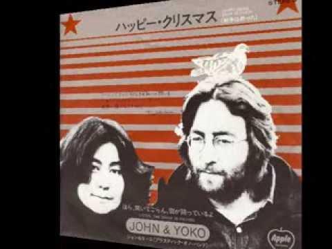 LISTEN THE SNOW IS FALLING / Yoko Ono