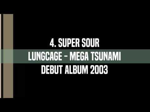 LungCage | Mega Tsunami  (Debut album 2003)