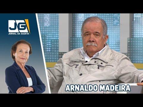 Arnaldo Madeira, Ex-deputado Federal (PSDB), Fala Sobre Alianças Políticas