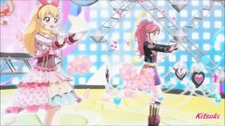 【HD】Aikatsu! - episode 65 - Ichigo & Seira - KIRA☆Power