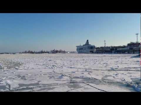A short video on Helsinki-Finland Seaport..